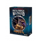 Dungeons & Dragons: Rock Paper Wizard - Fistful of Monsters Expansion - EN
