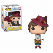 Funko POP! Mary Poppins - Mary with Bab Vinyl Figure 10cm