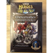 Heroes of Land, Air & Sea: Mercanary Pack 2 - EN