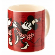 Funko POP! Home - 20oz Mug: Mickey & Minnie Comic
