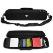 Blackfire Hard Card Case - Long (carries up to 1300 cards)