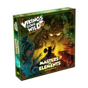 Vikings Gone Wild - Masters of Elements Expansion - EN