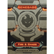 Renegade Booster Pack: Fire & Chaos - EN
