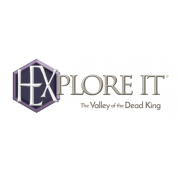 HEXplore It: Valley of the Dead King Expansion - EN