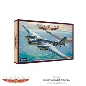Blood Red Skies - Soviet Tupolev ANT-40 (SB-2) Soviet Bomber - EN