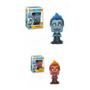 Funko POP! Hercules: Hades Glow in the Dark Vinyl Figure 10cm Limited Assortment (5+1 chase figure)