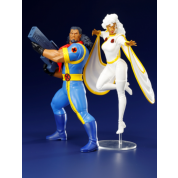 Marvel Universe - X-Me'92 Bishop & Storm Two-Pack ARTFX+ 1/10 PVC Statues 20cm