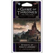 FFG - A Game of Thrones LCG 2nd Edition: Streets of King's Landing - EN