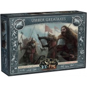 A Song Of Ice And Fire - Umber Greataxes - EN