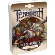FFG - Genesys RPG Foes of Terrinoth - EN
