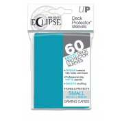 UP - Small Sleeves - PRO-Matte Eclipse - Sky Blue (60 Sleeves)