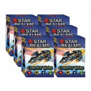 Star Realms - Colony Wars Display (6 Games) - DE