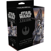 FFG - Star Wars Legion - 1.4 FD Laser Cannon Team Unit Expansion - EN