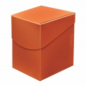 UP - Eclipse PRO 100+ Deck Box - Pumpkin Orange