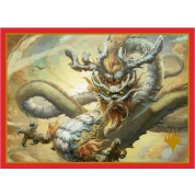 UP - Standard Sleeves - Magic: The Gathering - Global Series: Ancestor Dragon (100 Sleeves)