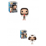 Funko POP! Friends: Vacation Monica Vinyl Figure 10cm Assortment (5+1 chase figure)