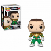 Funko POP! Power Rangers - GRN Ranger (no helmet) Vinyl Figure 10cm