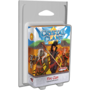 Crystal Clans: Fire Expansion - EN