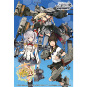 Weiß Schwarz - Booster Display KanColle: Arrival! Reinforcement Fleets from Europe! - (20 Packs) - EN