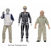 Karate Kid (1984) - Clothed Action Figures 20Cm - Assortment (9)