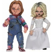 "Chucky - 18Cm Scale Action Figure - Ultimate Bride of Chucky ""Chucky & Tiffany"" 2-Pack"