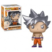 Funko POP! Dragon Ball Super - Goku (Ultra Instinct Form) Vinyl Figure 10cm