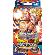 DragonBall Super Card Game - Starter Deck Display 6 Resurrected Fusion (6 Decks) - EN