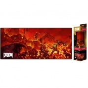 Doom Oversize Mousepad - Retro