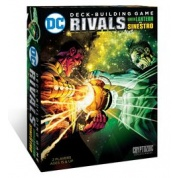 DC Comics Deck Building Game: Rivals Green Lantern/Sinestro - EN
