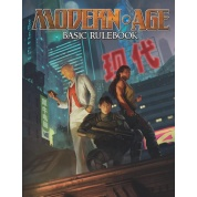Modern Age RPG Basic Rulebook - EN