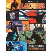 The World of Lazarus: A Modern AGE Campaign Setting - EN