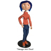 Coraline - Articulated Figure - Coraline in Striped Shirt and Jeans