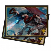 UP - Standard Deck Protector - Elder Dragons: Palladia Mors, the Ruiner for Magic (100 Sleeves)