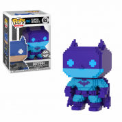 Funko 8-Bit POP: DC - Batman Vinyl Figure 10cm Limited