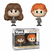 Funko VYNL 2-Pack: Harry Potter: Ron & Hermione Broken Wand Vinyl Figures 10cm Limited