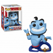 Funko POP! Aladdin - Genie with Lamp Vinyl Figure 10cm