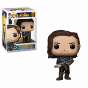 Funko POP! Infinity War S2 - Bucky w/ Weapon Vinyl Figure 10cm
