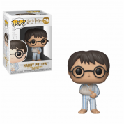 Funko POP! Harry Potter - Harry Potter (PJs) Vinyl Figure 10cm