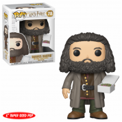 Funko POP! Harry Potter - Hagrid w/Cake Vinyl Figure 15cm