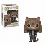 Funko POP! Harry Potter - Hermione as Cat Vinyl Figure 10cm