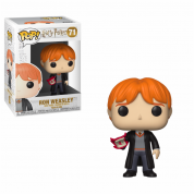 Funko POP! Harry Potter - Ron w/Howler Vinyl Figure 10cm