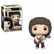 Funko POP! Queen - Brian May Vinyl Figure 10cm