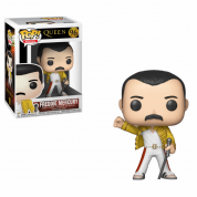Funko POP! Queen - Freddie Mercury Wembley 1986 Vinyl Figure 10cm