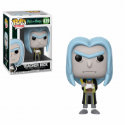 Funko POP! R&M - Teacher Rick Vinyl Figure 10cm