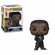 Funko POP! Black Panther - Black Panther Robe (Black) Vinyl Figure 10cm