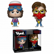 Funko VYNL Stranger Things 2PK-Steve&Dustin Vinyl Figure 9cm