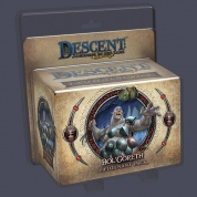 FFG - Descent 2nd Edition: Bol'Goreth the Troll Lieutenant - EN