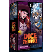 Dice Throne: Season Two - Cursed Pirate VS Artificer - EN