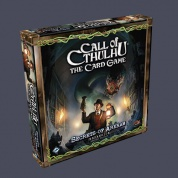 FFG - Call of Cthulhu: Secrets of Arkham Expansion - EN