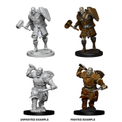D&D Nolzur's Marvelous Miniatures - Male Goliath Fighter (6 Units)